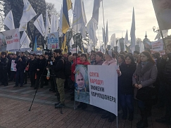 Agricultural employees demand to remove Sytnik from the post of head of NABU because of his pressure on their business